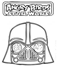 Small Picture Star Wars Coloring Pages Darth Vader Miakenasnet