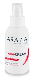 ARAVIA <b>Крем</b> с АНА кислотами против <b>вросших волос</b> 100 мл ...