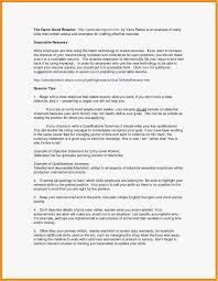 Sample Best Career Objective Resume Valid Resume Security Job