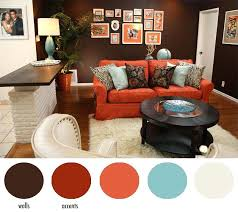 orange and red living room red and black living room decorating ideas burnt orange wall cent