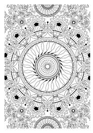 Dessin Anti Stress Imprimer 18874 Coloriage Pinterest L