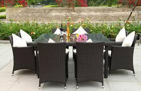 modern outdoor ideas um size attractive outdoor wicker dining set room houzz rattan sets
