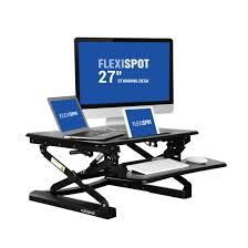 summary the flexispot classic standing desk converters offer spacious work surfaces sy frames and extraordinary low s in a variety of size