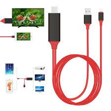 Dây Cáp Hdmi 8 Pin Cho Apple Iphone 5 / 5s / 6 / 6s / Ipad, Giá tháng  10/2020