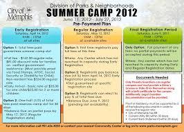 Summer Camp Pamplets Pamphlet For Summer Camp Barca Fontanacountryinn Com