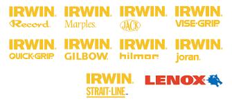 irwin tools logo png. irwin tools\u0027 brand portfolio features user-preferred category leaders such as. irwin®, vise-grip®, marathon®, quick-grip®, speedbor®, strait-line®, unibit®, irwin tools logo png n
