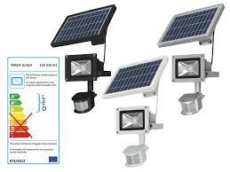 Solar Flood Lights Livarno Lux Led Solarstrahler Mit