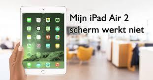 ipad mini 2 nieuw scherm