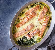 Easter, also called pascha (aramaic, greek, latin) or resurrection sunday, is a christian festival and holiday commemorating the resurrection of jesus from the dead. Easter Salmon Recipes Bbc Good Food
