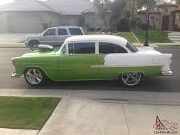Chevy Bel Air Blown Pro Street