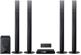 home theater sony. sony 5.1ch dvd home theatre system - dav-dz950 theater
