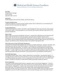 Sql Developer Resume Exol Gbabogados Co. Ram Tableau