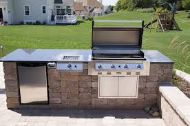outdoor built in grills incredible small home ideas collection the regarding bbq grill decor 13