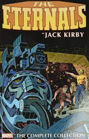 Starting out as a live show from new york city, omnibus was hosted by alastair cooke and featured everything from discussions. Amazon Com Eternals By Jack Kirby The Complete Collection 9781302922009 Kirby Jack Books