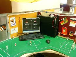 office world desks. Desk Decoration Ideas World Cup Soccer Theme Classic Haunted House Cubicle In Office For Independence Day Diy Desks F