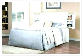 white queen size bed frame. White Queen Size Storage Bed Frame With R