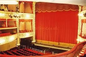 Gaiety Theatre Dublin Seating Chart The Auditorium Of The Gaiety Theatre Dublin In 1992