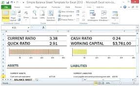 Financial Analysis Template Excel Highendflavors Co