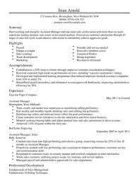 Sales Manager Cv Template Sales Assistant Manager Cv Template Cv Samples Examples