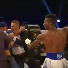 Blueface Attacked By Fan After Winning ...