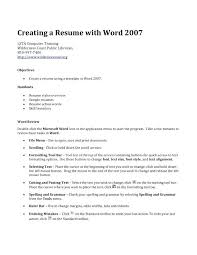 Make A Perfect Resume – Directory Resume