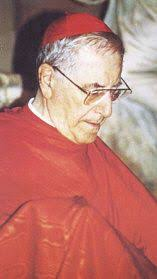 Image result for cardinal giuseppe  siri