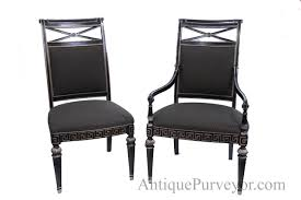 Upholstered Dining Room Chairs  Model   Tricks Parsons - Dining room chairs with arms