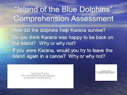 island of the blue dolphins essay karana island of the blue dolphins study com