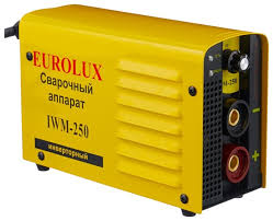 <b>Сварочный аппарат</b> Eurolux <b>IWM-250</b> (MMA) — купить по ...