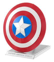 metal earth marvel captain america s