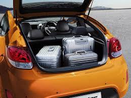 hyundai veloster interior trunk. surprisingly spacious velosteru0027s hyundai veloster interior trunk 1