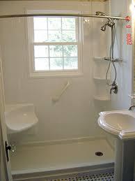 bathroom tub to shower conversion