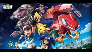 Pokemon movie 16: genesect thần tốc và mewtwo huyền thoại thức tỉnh