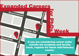 expanded careers week for phds msu career success if you are considering career paths outside the academy and faculty track register for these