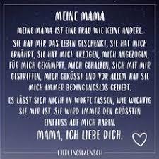 21 Bilder Auf Beste Mama In 2017 Gedanken Gedichte Und Sprüche