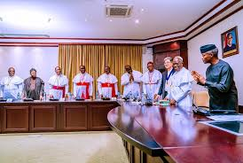 How To Attain Religious Harmony In Nigeria By Osinbajo & World Methodist  Leader - Prof. Yemi Osinbajo (SAN) | Prof. Yemi Osinbajo (SAN) .::. The  Office of the Vice-President of the Federal