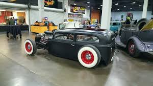 1935 Chevrolet Chopped, Channeled, and Bagged Hot Rod   The H.A.M.B.
