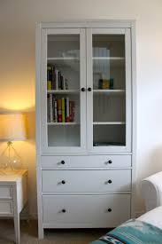 ikea hemnes bookcase glass doors roselawnlutheran