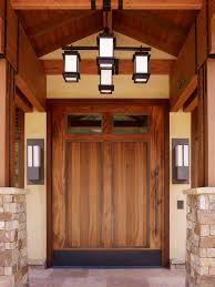craftsman style front door cool chandelier contemporary entry