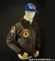 us marine corps pilot g 1 leather flight jacket size 42 1970 tap to expand