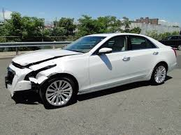 2016 Cadillac CTS 2.0L Turbo Performance Collection | Buying ...
