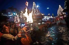 Ganga Aarti In India Rishikesh Haridwar And Varanasi