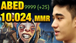abed best meepo the first 10k mmr player in dota 2 history youtube