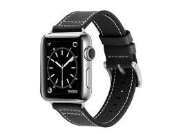 lakeli for apple watch band 38mm 42mm iwatch bands genuine leather strap iphone smart watch