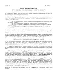 sample critical essay  academic