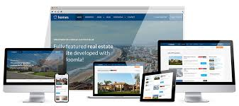 Real Estate Template Hotthemes