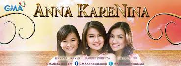 Anna Karenina (stylized as Anna KareNina) is an upcoming Filipino drama series to be broadcast by GMA Network starring Krystal Reyes, Barbie Forteza and Joyce Ching. It is based on...
