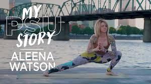 Aleena Watson :: My PSU Story on Vimeo