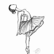 Disegni Da Colorare Zombie Disegno Ballerina Classica Disegni Da