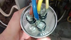 air conditioner capacitor wiring diagram wiring diagram air conditioner pressor wiring diagram wire